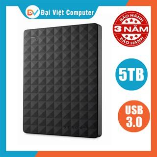 Ổ cứng di động Seagate backup plus slim / Expansion 5TB 4TB 2TB 1TB USB 3.0