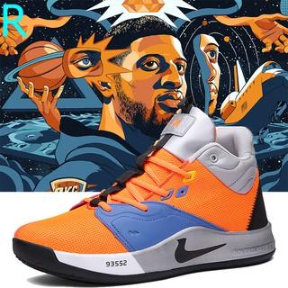 Giày thể thao bóng rổ nam NBA Paul George PG3 chất lượng cao cỡ 37-47
