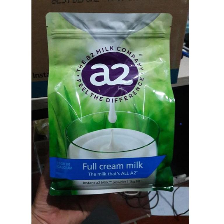 [Date T11.2019] Sữa A2 - Sữa tươi dạng bột nguyên kem Úc gói 1KG - 3162361 , 902426423 , 322_902426423 , 480000 , Date-T11.2019-Sua-A2-Sua-tuoi-dang-bot-nguyen-kem-Uc-goi-1KG-322_902426423 , shopee.vn , [Date T11.2019] Sữa A2 - Sữa tươi dạng bột nguyên kem Úc gói 1KG