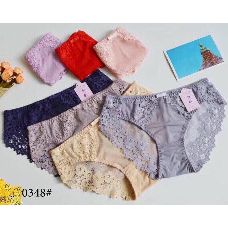 [hàng loại đẹp] Quần lót ren cao cấp loại đẹp 10 quần