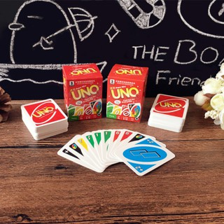 Mini Small UNO Card Party Family Children Adult Boys Girls Game Toys