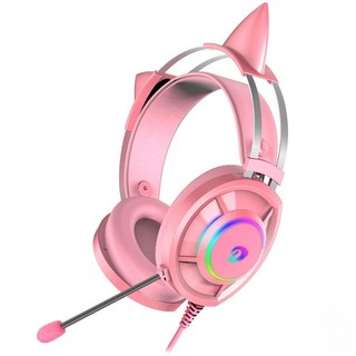 Tai nghe Dareu EH469 7.1 RGB Pink