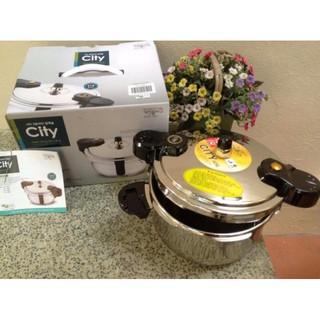 Nồi áp suất inox đun từ Kitchen Flower 3L - CIT300 HÀNG CHÍNH HÃNG