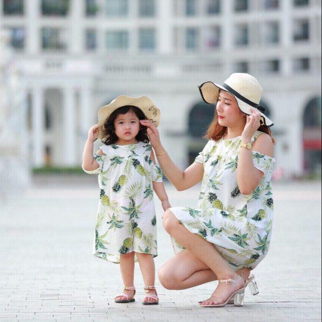 Combo set váy cho mẹ và bé giá 350k - 3176161 , 1191774990 , 322_1191774990 , 350000 , Combo-set-vay-cho-me-va-be-gia-350k-322_1191774990 , shopee.vn , Combo set váy cho mẹ và bé giá 350k