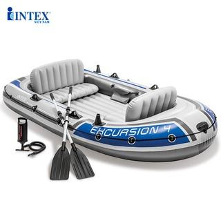 Thuyền bơm hơi Excusion 4 người INTEX 68324
