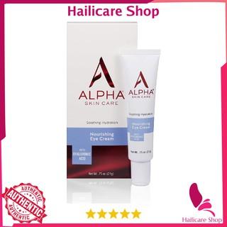 [Nhập Mỹ] Kem Dưỡng Mắt Alpha Skincare Nourishing Eye Cream With Hyaluronic Acid thumbnail