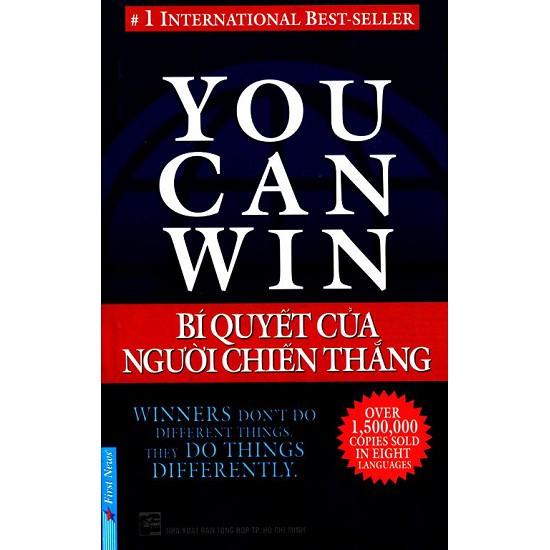 Sách - You Can Win - BQ Của Người Chiến Thắng - 8935086837528