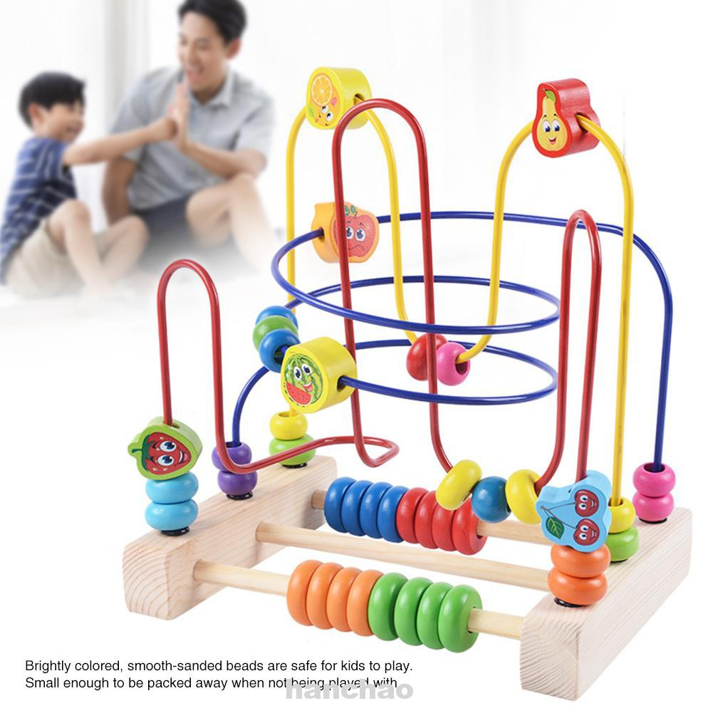 Assembling Childhood Learning Early Education Gift Math Wooden Toys