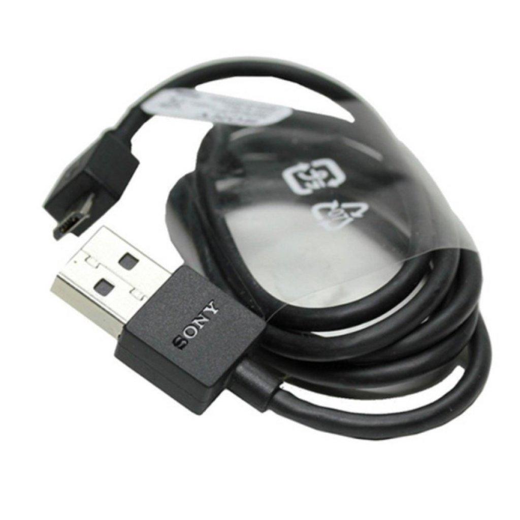 Bộ 2 Dây Cáp Sạc Ec801 Ec803 Cho Xperia Z3 Compact-Hàng nhập khẩuộ 2 Dây Cáp Sạc Ec801 Ec803 Cho Xperia Z3 Compact-Hàng