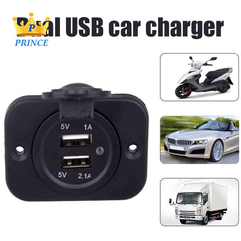 Ready Stock Car Charger 3100MA 5V Universal Pratical