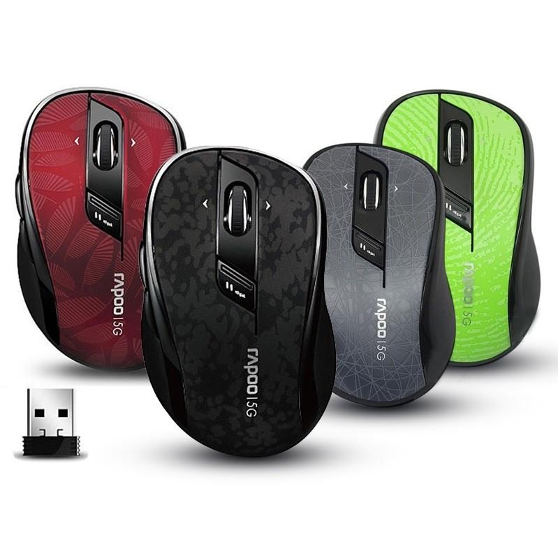 Chuột máy tính không dây Rapoo 7100P-Hãng phân phối chính thức