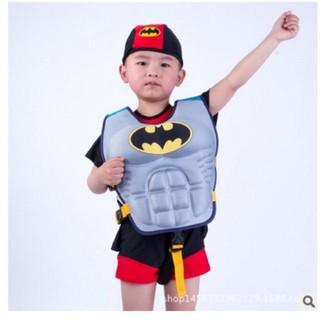 sp:Áo phao bơi nổi 3d batman