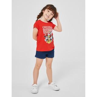 Áo phông bé gái 1TS20S021 Canifa