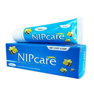 Kem trị nút mún vú, kem trị khô da, nứt nẻ cho trẻ sơ sinh và trẻ nhỏ – NIPCARE