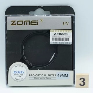 Bộ lọc tia UV Zomei 49mm thumbnail
