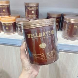 Ủ tóc Wellmate Vegetative Peat Hair Mask 1000ml