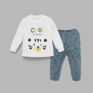 Đồ bộ BAA BABY dài tay dài quần in họa tiết cho bé trai từ 1-7 tuổi - BT-DB05D thumbnail