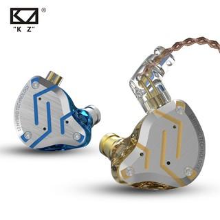 Tai nghe nhét tai KZ ZS10 Pro 4BA+1DD Hybrid 10 đơn vị HIFI khử tiếng ồn tiện dụng cho thể thao