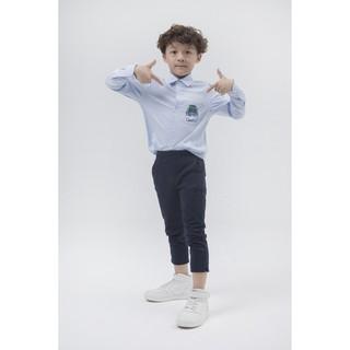 IVY moda áo sơ mi bé trai MS 17K1011 thumbnail