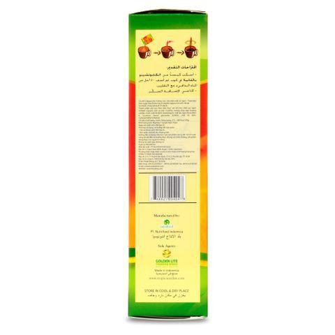 [Giá Sock] Cà phê ăn kiêng không đường chiết xuất từ lá cỏ ngọt Tropicana Slim Capuccino 96g (8 x 12g)