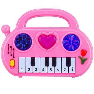 Đàn piano mini chạy pin