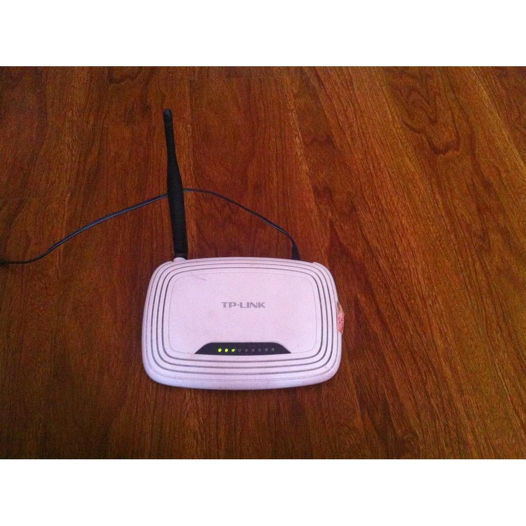 [Buôn sỉ]Combo Modem 740n used + 50m dây mạng bấm sẵn 2 đầu dây
