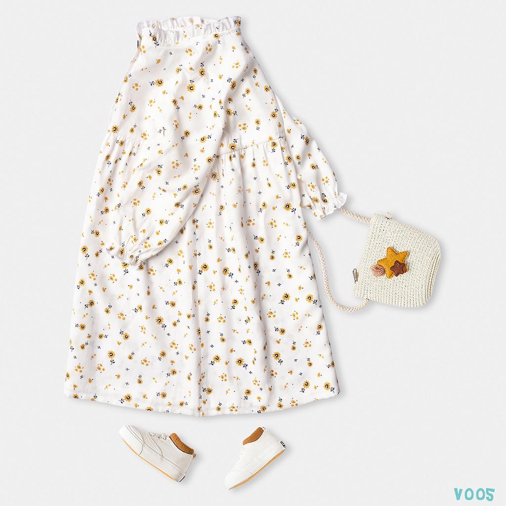 Váy Cho Bé Gái Dáng Xòe Xinh Xắn BELLO LAND