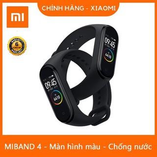 Vòng Đeo Tay Sức Khỏe Xiaomi Mi Band 4 | MiBand 4