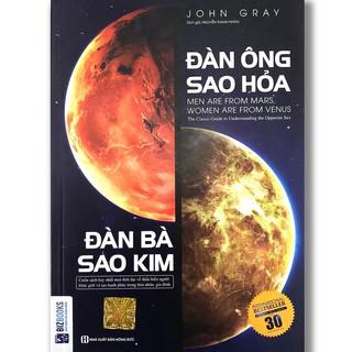 Sách - Đàn ông sao Hỏa đàn bà sao Kim - International