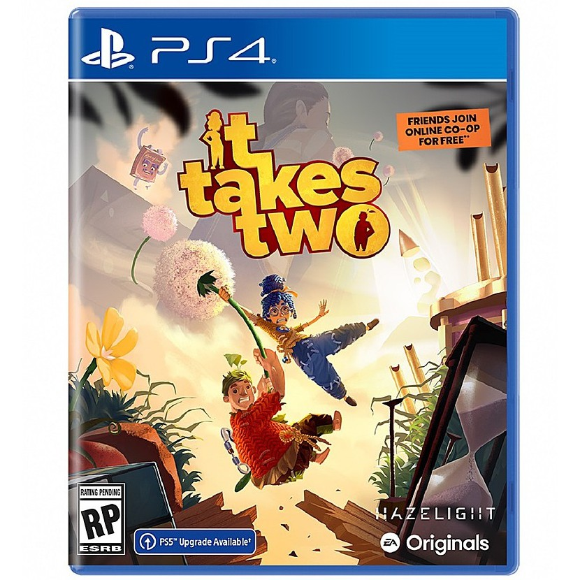 Đĩa Game PS4 : It Takes Two ASIA