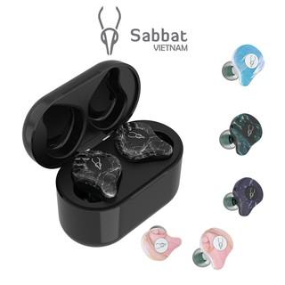 Tai nghe không dây Sabbat E12 ultra vân đá cẩm thạch  - Marble chính hãng bảo hành 12 tháng
