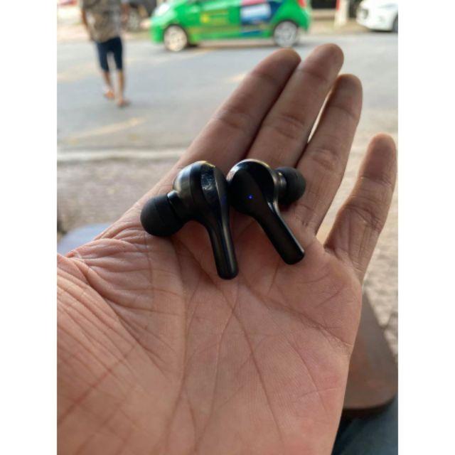 [BẢN QUỐC TẾ] Tai Nghe Bluetooth Amoi F9 Pro Max -Tiếng anh- BLT 5.0 - Freeship, Chống nước, chống ồn, có DAC Siêu BASS