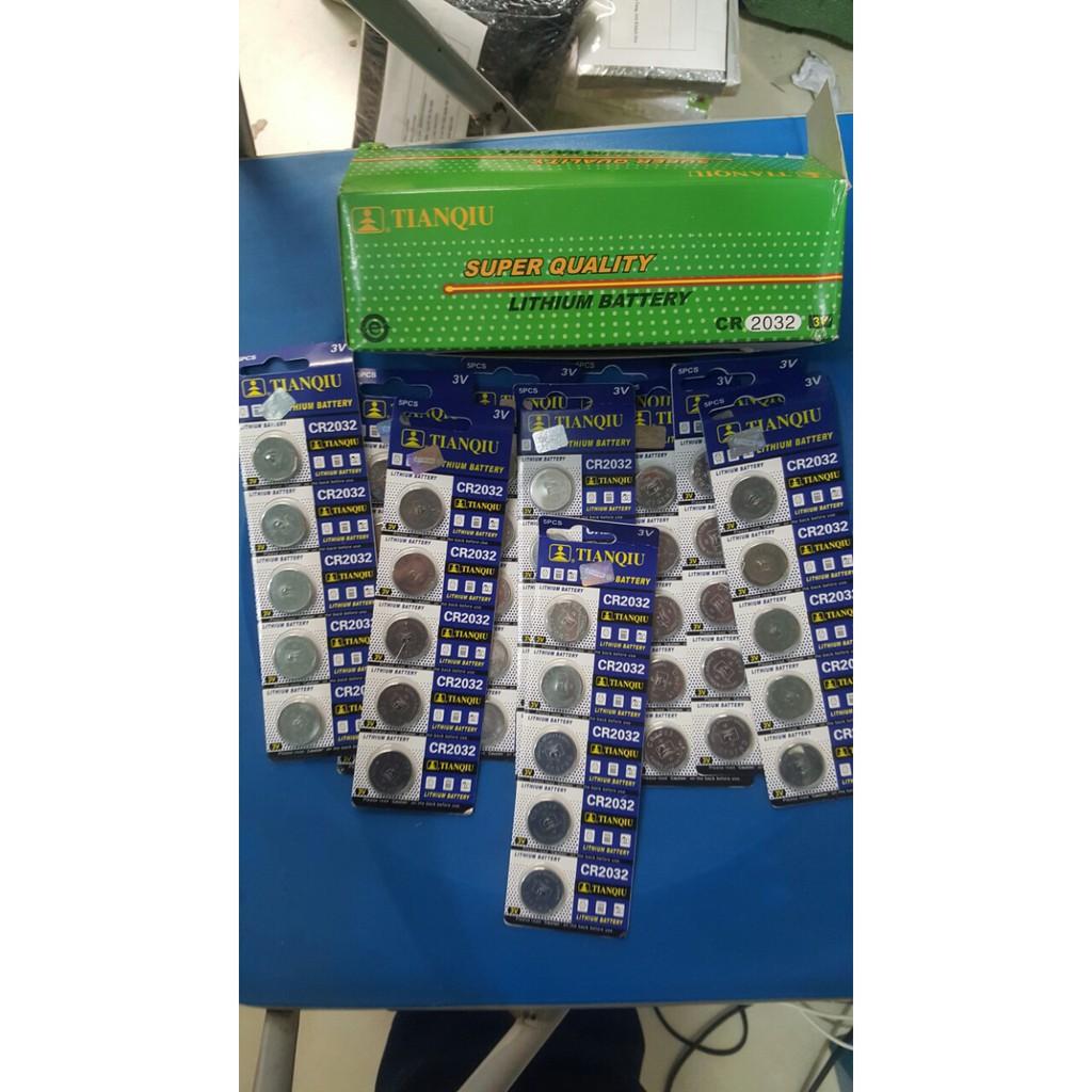 combo 50 pin cmoss cr2032 Giá chỉ 72.000₫