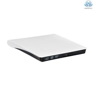 (Hàng Mới Về) Hộp Đựng Ổ Đĩa Quang Siêu Mỏng Usb 3.0 Sata 9.5mm Cho Pc Laptop Notebook
