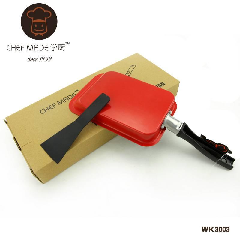 CHEFMADE Chảo Rán Mini Hình Chữ Nhật Tiện Dụng Cho Nhà Bếp