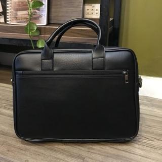 Túi công sở văn phòng đơn giản màu đen giá 160k