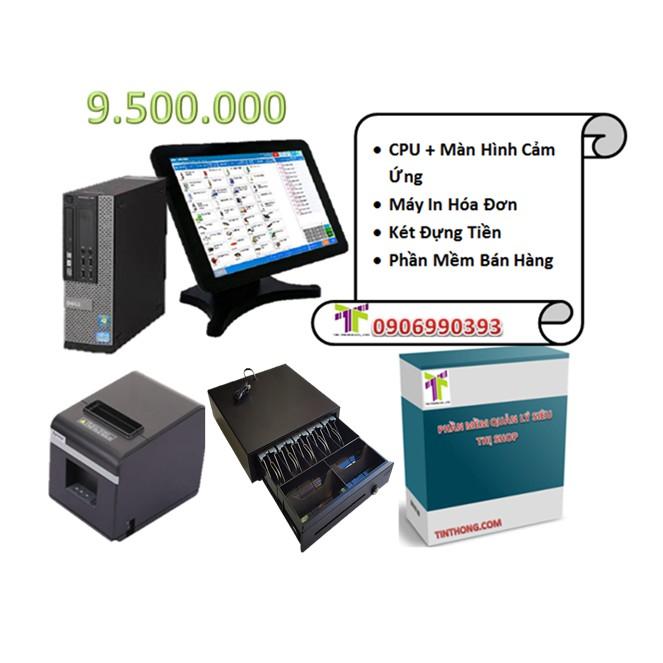 Bộ Máy Bán Hàng Giá Rẻ Giá chỉ 9.500.000₫