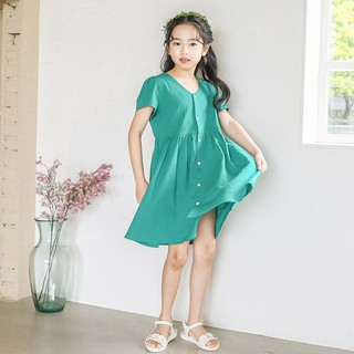 Đầm Vintage Xanh Lá Tết 2021