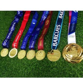 Huy chương kim loại champion league 2021 chelsea vô địch