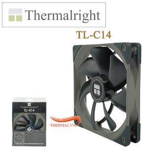Quạt fan case 14cm Thermalright TL-C14 - Quạt sức gió lớn, tuổi thọ sản phẩm cao thumbnail