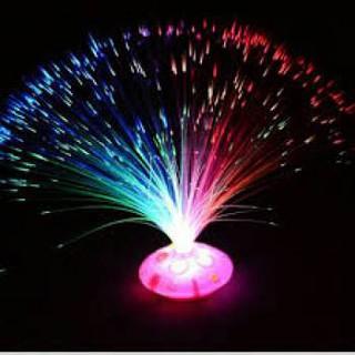 đèn led sợi quang chớp nhiều màu, nhiều chế độ