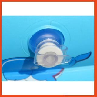 Bể Bơi 2 Tầng Hình Vuông Cho Bé 120*95*32cm giá sỉ
