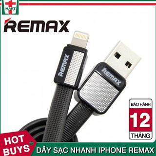 [ELMT20K Hoàn 20K Xu] Sạc iPhone của Remax sản phẩm chất lượng cao