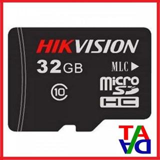 [Mã ELFLASH5 giảm 20K đơn 50K] Thẻ Nhớ Micro SD Hikvision 32Gb Class 10 - Hàng Chính hãng