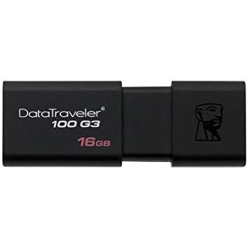 USB Kingston DT100G3/16GB DataTraveler
