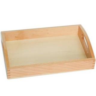 Khay gỗ size Trung bình đựng giáo cụ