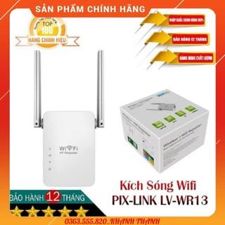 Kích sóng PIX-LINK LV-WR13 (2 anten, 300Mbps)