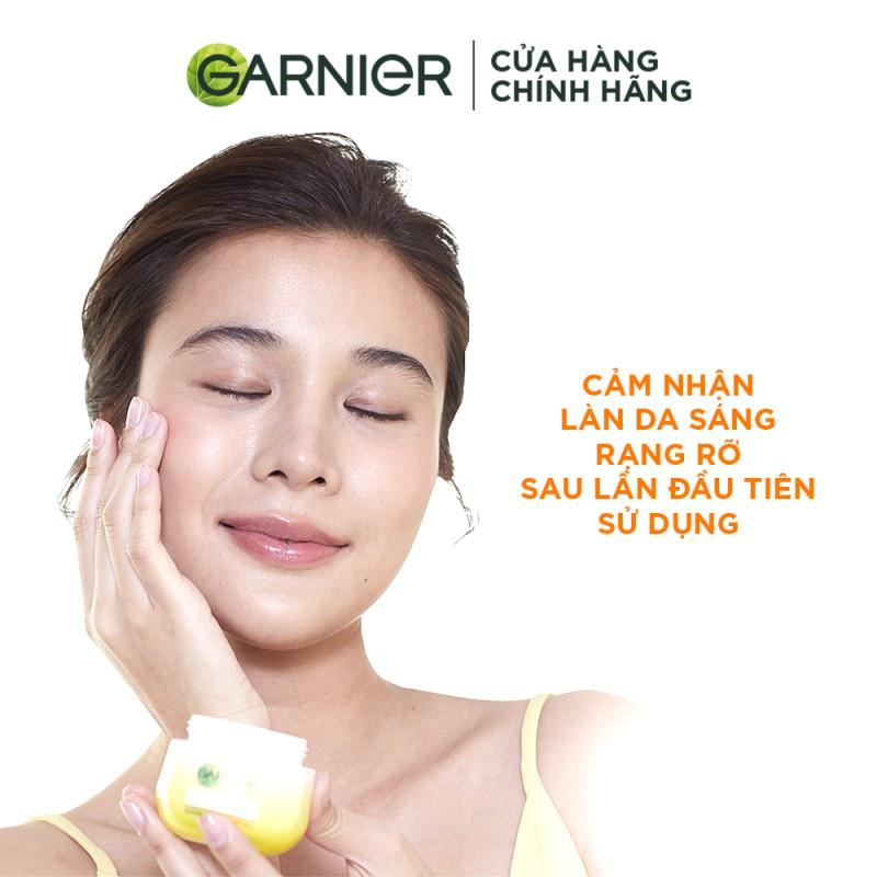 Mặt nạ ngủ dưỡng đêm tinh chất sữa chua sáng da Garnier 50ml | Shopee Việt  Nam