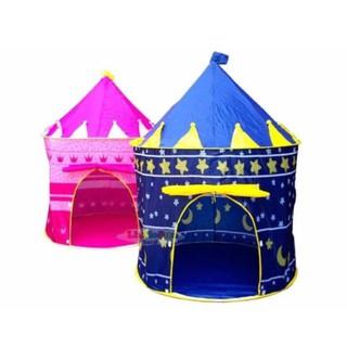 Lều bóng công chúa hoàng tử tặng kềm 100 bóng