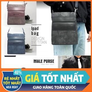 [ Sale Siêu Khủng ] Túi Đeo Chéo Nam TITAN – BAG01 (Bảo Hành 12 Tháng) phụ kiện điện thoại hà xinh